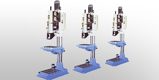 Column drilling machines