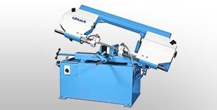 Manual band saw cutting machines