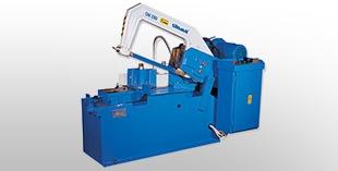 Hydraulic hack saw cutting machines