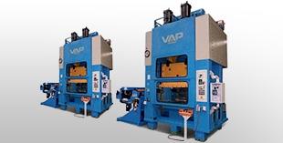 H-frame double crank mechanical presses