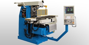 Cycle controlled milling machines
