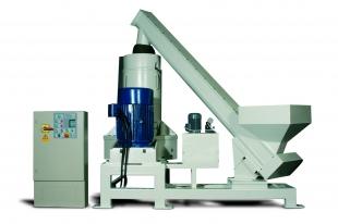 Biomass pellet production lines