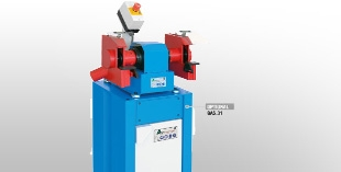 Bench-mounted grinding machines