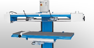 Belt grinding machines for flat surfaces