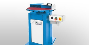 Disc grinding machines