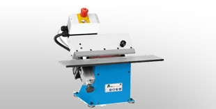 Bench and base-mounted bevelling machines